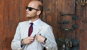 Luca Rubinacci: l'eleganza è oltretempo (Hello Everyone)