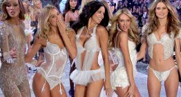 Le Super Modelle di Victoria's Secret