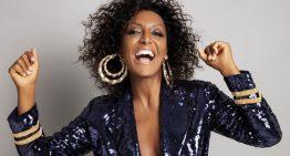 La cantante italo eritrea SENHIT è tra i giudici del Muro umano di ALL TOGETHER NOW lo show musicale su Canale 5