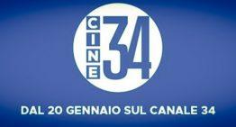 """CINE34"""" DEBUTTA CON FELLINI: """"AMARCORD"""" e """"LA DOLCE VITA"""""""