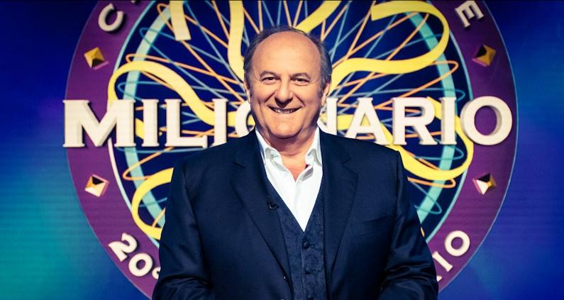 """""""CHI VUOL ESSERE MILIONARIO?""""  DA DOMANI, MERCOLEDI' 22 GENNAIO SU CANALE 5"""