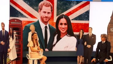«HARRY & MEGHAN – THE ROYAL SAGA»