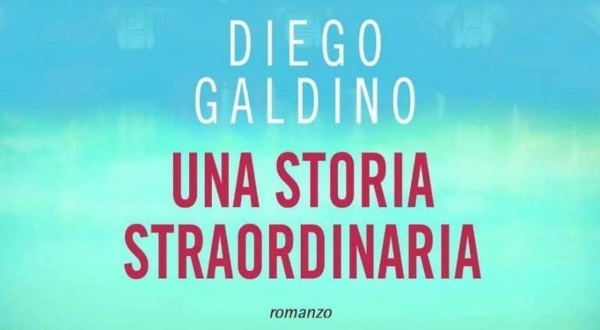 """Diego Galdino: """"Una storia straordinaria"""""""
