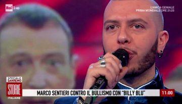 """#siamotuttibillyblu: """"Marco Sentieri ospite di Eleonora Daniele"""""""