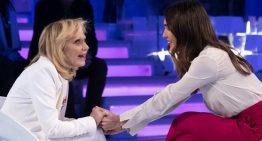 """RITA PAVONE:   """"Sono profondamente grata ad Amadeus  per avermi voluta a Sanremo"""""""