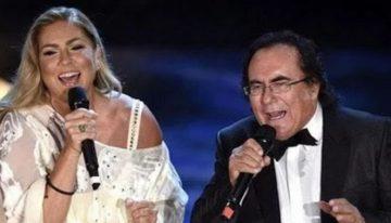 AL BANO e ROMINA POWER ospiti al Festival di Sanremo