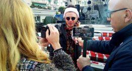 Sanremo – Marco Sentieri testimonial di #Cuoriconnessi contro bullismo e cyberbullismo