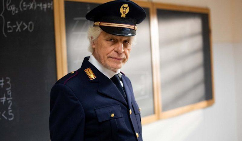 Michele Placido protagonista di un corto in realtà virtuale con Polizia di Stato