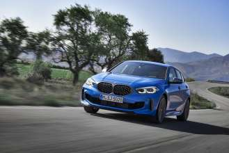 """BMW: """"La nuova Serie 1 diventa una """"macchina da presa"""" e realizza un videoclip musicale"""""""