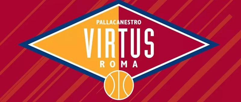 La Virtus Roma torna sul parquet amico  del Palazzo dello Sport dell'Eur