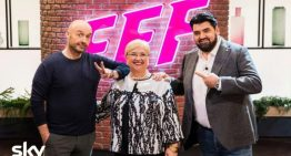 Family Food Fight, il nuovo cooking show