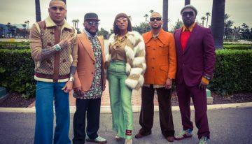 "BLACK EYED PEAS, OZUNA & J. Rey Soul: in radio il nuovo singolo ""MAMACITA"""