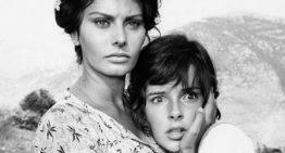Sophia Loren, con «La Ciociara», per celebrare la festa nazionale della Repubblica Italiana