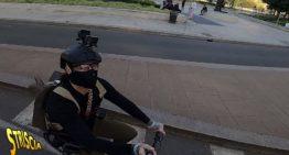 Vittorio Brumotti documenta lo spaccio di droga che avviene davanti alla stazione centrale di Milano
