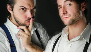 """Hey Amico: """"La web-serie di Renato Crudo e Riccardo Sarti."""""""