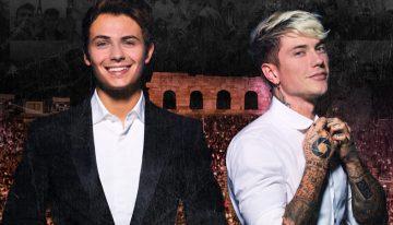 BENJI & FEDE all'Arena di Verona – Il Concerto Evento è stato riprogrammato
